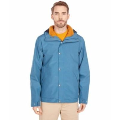 ノースフェイス メンズ コート アウター Bronzeville Triclimate Jacket Mallard Blue