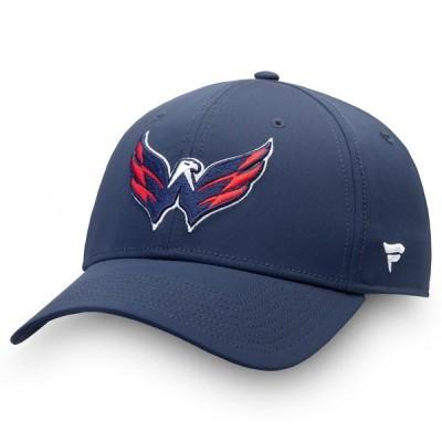 ファナティクス ブランデッド メンズ 帽子 アクセサリー Washington Capitals Fanatics Branded Core Elevated Speed Flex Hat