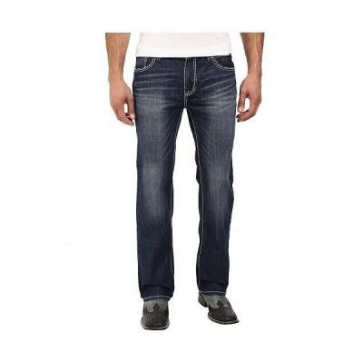 Rock and Roll Cowboy ロックンロールカウボーイ メンズ 男性用 ファッション ジーンズ デニム Pistol Straight Leg in Medium Vintage M1P8555 - Medium