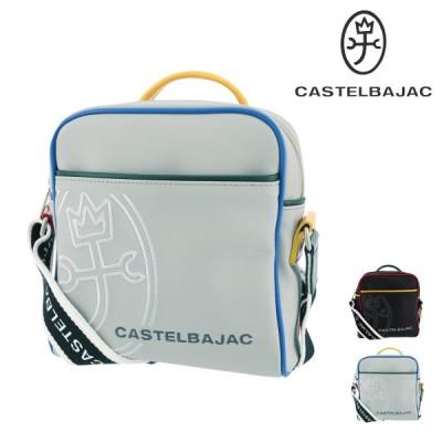 カステルバジャック ショルダーバッグ リーニュ メンズ 056121 CASTELBAJAC | 斜めがけ 日本製