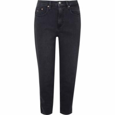 トミー ジーンズ Tommy Jeans レディース ジーンズ・デニム ボトムス・パンツ high rise tapered mom jeans ARIES BK COM