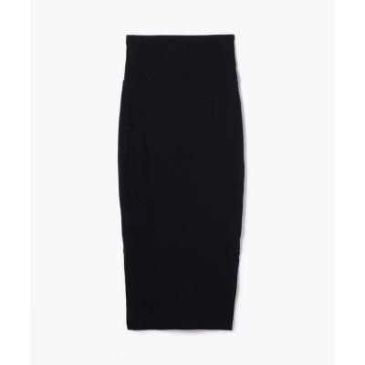 JAMES PERSE コットンジャージー サイドスリットスカート WMU5850