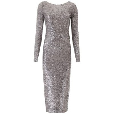 IN THE MOOD FOR LOVE/イン ザ モード フォー ラブ Mixed colours In the mood for love sandy sequined midi dress レディース 春夏2020