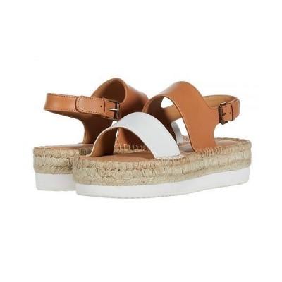 Soludos ソルドス レディース 女性用 シューズ 靴 サンダル Ali Sport Sandal - Camel/White