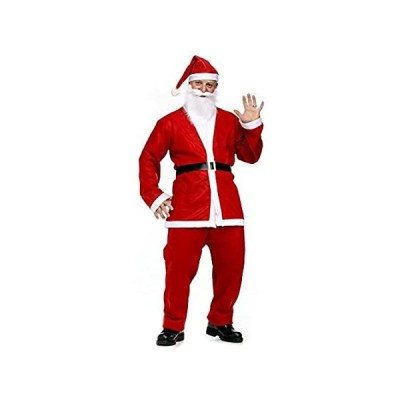 HAYES SPECIALTIES Christmas Holiday Economy Santa Suit