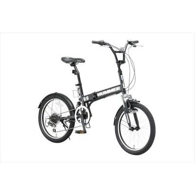 自転車 オオトモ HUMMER FDB206 Wsus 折りたたみ自転車 代引不可