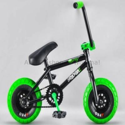 BMX *本物のロッカー - コピー不可*  - 羨望のiROK + BMX RKRミニBMXバイク  *GENUINE ROCK