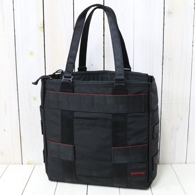 BRIEFING (ブリーフィング)『PROTECTION TOTE』(BLACK)