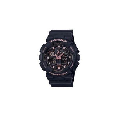 CASIO カシオ G-SHOCK Gショック GA-100GBX-1A4JF メンズ腕時計