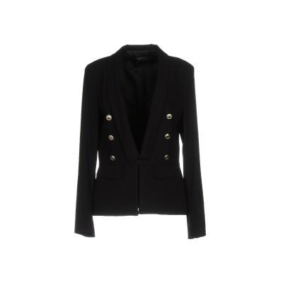 MARCIANO テーラードジャケット ブラック 46 ナイロン 88% / ポリウレタン 12% テーラードジャケット