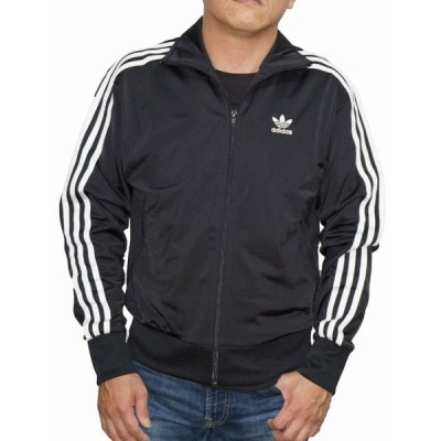 アディダス adidas オリジナルス ファイヤーバード トラックジャケット  黒 白 DV1530 メンズ スリーストライプ ブラック ホワイト ジャージ