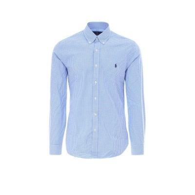 ラルフローレン メンズ シャツ トップス Polo Ralph Lauren Logo Embroidered Shirt -