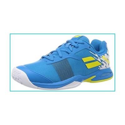 [バボラ] テニスシューズ ジェット クレー ジュニア オムニ&クレーコート用 俊敏性 サポート性 軽量 BAS20