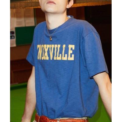 tシャツ Tシャツ KNOXVILLE ビンテージプリントTシャツ