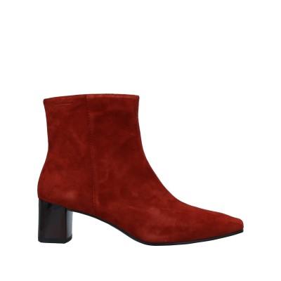 VAGABOND SHOEMAKERS ショートブーツ 赤茶色 36 革 ショートブーツ