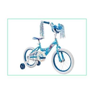 Huffy ディズニ アナと雪の女王 2 バイク 16インチ【並行輸入品】
