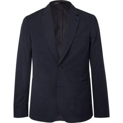 ポールスミス PAUL SMITH メンズ スーツ・ジャケット アウター blazer Dark blue