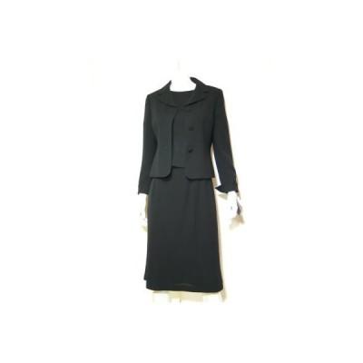 甘めのテーラードカラー3点スーツ(送料無料)(021-0003)