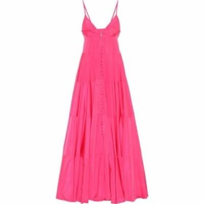 ジャックムス Jacquemus レディース ワンピース マキシ丈 ワンピース・ドレス La Robe Manosque maxi dress Pink