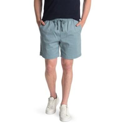 ナウティカ メンズ カジュアルパンツ ボトムス Pull-On Shorts Smoke Blue