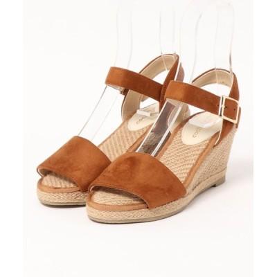 Parade ワシントン靴店 / 【厚底】シンプルジュート素材ウェッジサンダル 70113 WOMEN シューズ > サンダル