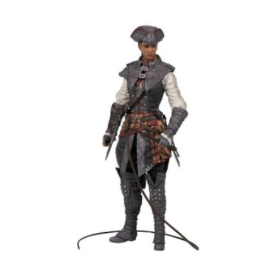 McFarlane Toys Assassin's Creed Series 2 Aveline De Grandpre' Action Figure【並行輸入品】