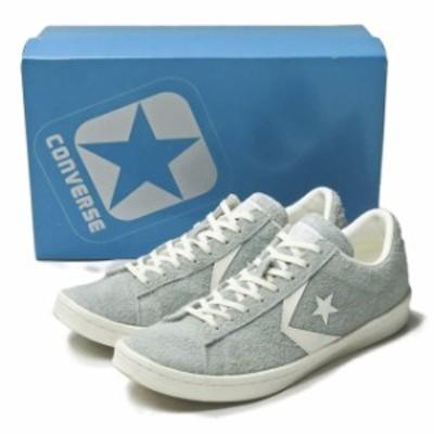 CONVERSE コンバース PRO LEATHER SUEDE OX プロレザー スエード オックス 18093465003810 US9(27cm) SAX ブルー CHEVRON&STAR