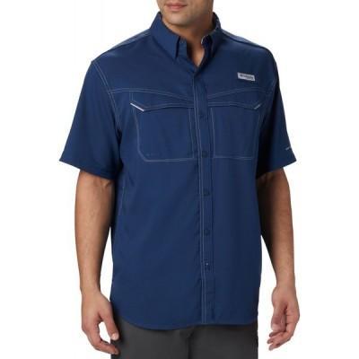 コロンビア Columbia メンズ トップス PFG Low Drag Offshore Short Sleeve Shirt Carbon