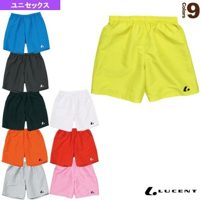 ルーセント テニス・バドミントンウェア(メンズ/ユニ)  ハーフパンツ/ユニセックス(XLS-530/XLS-531)