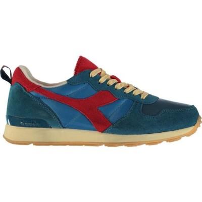ディアドラライフスタイル Diadora Lifestyle メンズ スニーカー シューズ・靴 Camaro Used Trainers Blue Pearl
