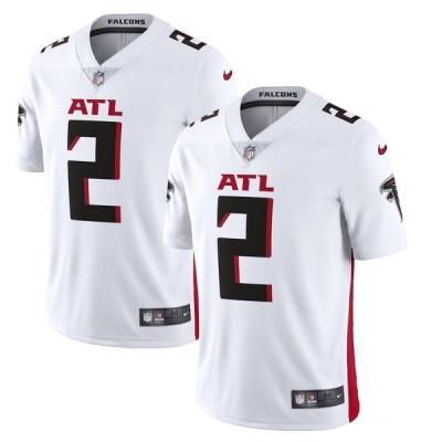 ナイキ メンズ Tシャツ トップス Matt Ryan Atlanta Falcons Nike Vapor Limited Jersey