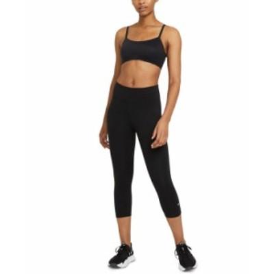 ナイキ レディース カジュアルパンツ ボトムス One Women's Cropped Leggings Black