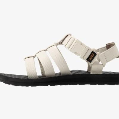 テバ レディース サンダル ORIGINAL DORADO - Walking sandals - birch/black