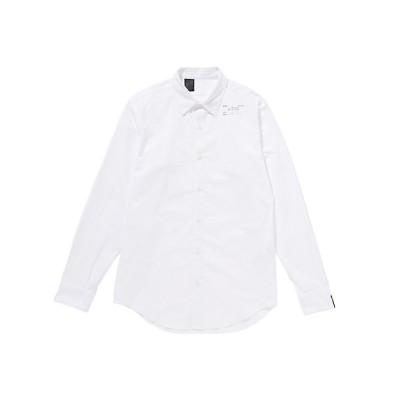 <N.HOOLYWOOD(Men)/エヌ.ハリウッド> カジュアルシャツ SH03-101 peg WHITE【三越伊勢丹/公式】