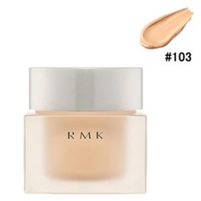 RMK (ルミコ) RMK クリーミィファンデーション EX #103 30g 化粧品 コスメ