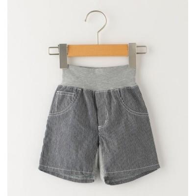 【シップス/SHIPS】 SHIPS KIDS:ベビー ヒッコリー ショーツ(80~90cm)