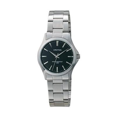 クロトン 腕時計 RT-169M-01 メンズ シルバー