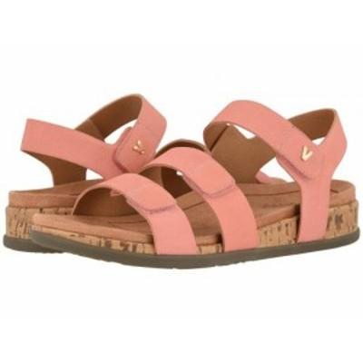 VIONIC バイオニック レディース 女性用 シューズ 靴 サンダル Colleen Coral Nubuck【送料無料】