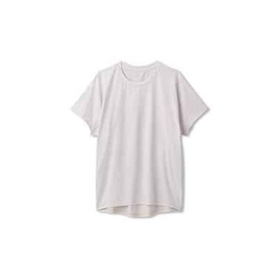 [ダンスキン] 半袖シャツ HIGH GAUGE S/S TEE レディース アイスグレー (IH) 日本 L (日本サイズL相当)