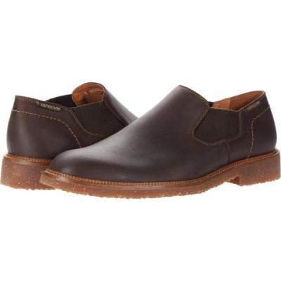 メフィスト Mephisto メンズ シューズ・靴 Patrizio Dark Brown Grizzly