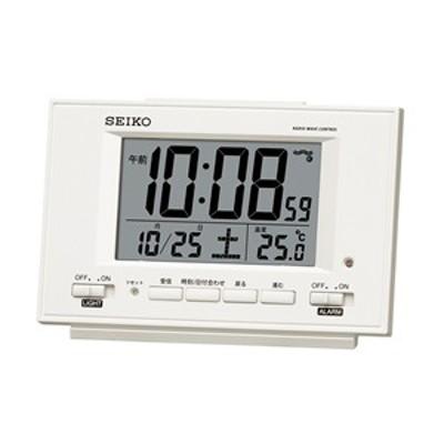 セイコー【SEIKO】デジタル時計 夜でも見える SQ778W★【SQ778W】
