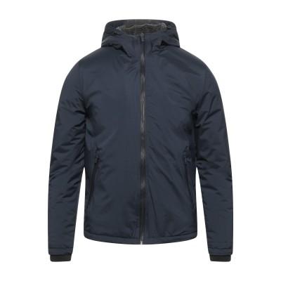 HOMEWARD CLOTHES ブルゾン ダークブルー S ナイロン 96% / ポリウレタン 4% ブルゾン