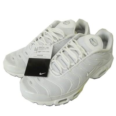 NIKE 「AIR MAXPLUS」スニーカー ホワイト サイズ:27.5cm (原宿店) 210113