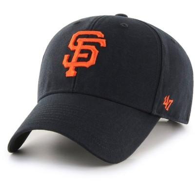 サンフランシスコ・ジャイアンツ '47 Legend MVP Adjustable キャップ - Black