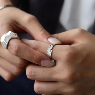 メール便可  アクセサリー 指輪 金属アレルギー ニッケルフリー ギフト アンティカフェ