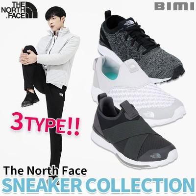 [THE NORTH FACE] 3TYPE SNEAKER COLLECTION / NS97J07 / NS93J06 / NS95J11 ノースフェイス スニーカー 収集 家族 学生 シューズ