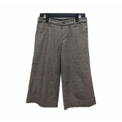 MELROSE「2」Sabrina pants メルローズ サブリナパンツ (ショート ハーフ) 064830【中古】
