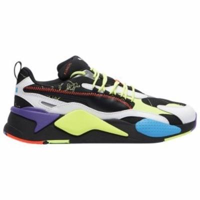 (取寄)プーマ メンズ スニーカー シューズ プーマ RS-X3 Puma Men's Shoes PUMA RS-X3 Black White 送料無料