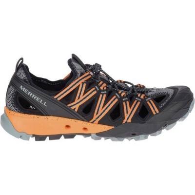 メレル メンズ ブーツ・レインブーツ シューズ Merrell Men's Choprock Shandals Hiking Shoes
