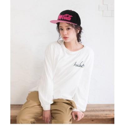 E-COME / コカ・コーラ キャップ WOMEN 帽子 > キャップ